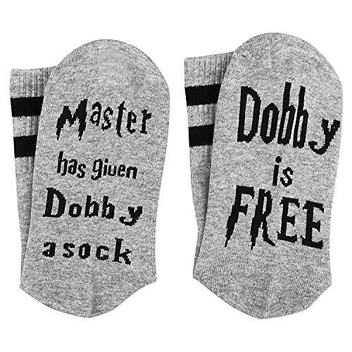 Comtervi dobby frei socken knöchel baumwoll socken meister hat dobby eine socke dobby frei...