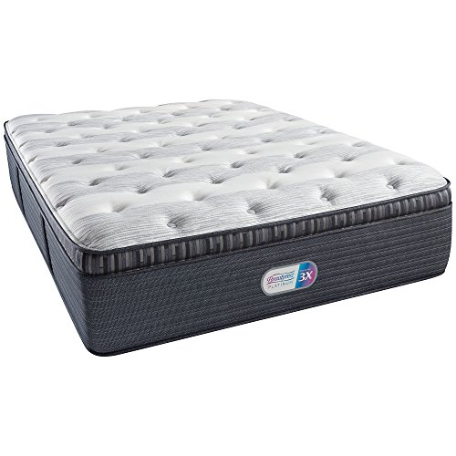 "Beautyrest 16"" Haven Pines Firm Pillow Top Mattress, Twin XL"
