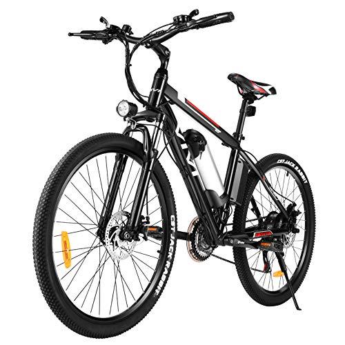 VIVI Bicicleta Eléctrica, 26' Bicicleta Eléctrica Bicicleta de...