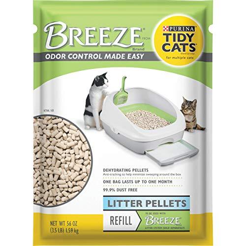 Purina Tidy Cats Litter Pellets, BREEZE Refill Litter...