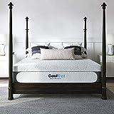 Classic Brands Cool Gel 1.0 Ultimate Gel Memory Foam 14-Inch Mattress with BONUS 2 Pillows , King,...