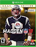 Madden NFL 18: G.O.A.T. Edition - Xbox One (Video Game)