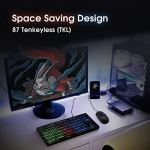 EvoFox Fireblade Gaming Wired Keyboard with...