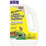 Bonide (BND871) - Go Away! Rabbit, Dog & Cat Repellent, Outdoor Animal Repellent Granules (3 lb.)