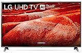 LG 86UM8070PUA 86' 4K Ultra HD Smart LED TV (2019), Black