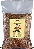10lbs Bulk Non-GMO Dried Mealworms for Reptile , Tortoise ; Amphibian ,Lizard ;Wild Birds; Chichens; Duck etc