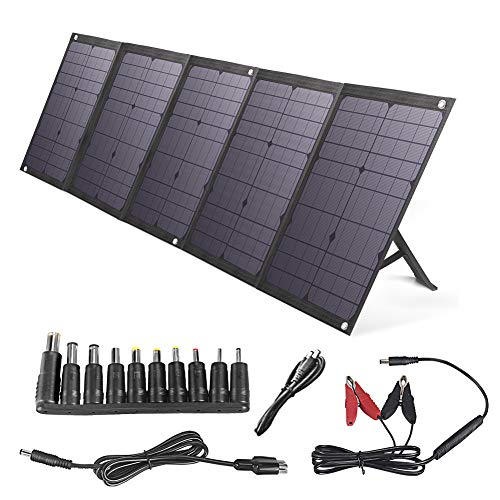 BigBlue 100W Caricabatterie Solare Pieghevole con...