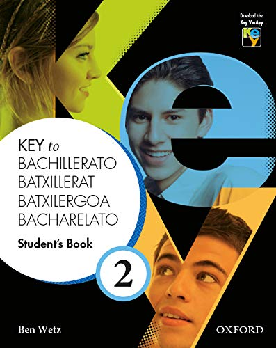 Key to Bachillerato 2: Student's Book - 9780194611190
