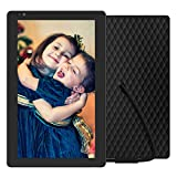Nixplay Seed 10 Inch WiFi Digital Picture Frame - Share Moments Instantly via App or E-Mail