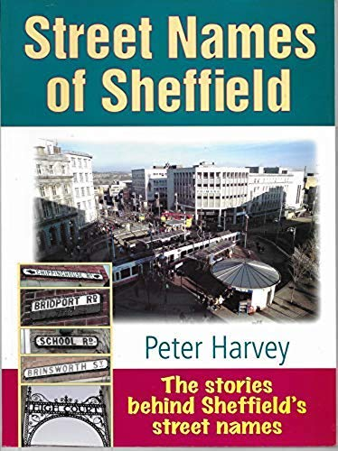 Street Names of Sheffield