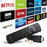 Fire TV Stick with Voice Remote (Electronics)