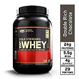 Optimum Nutrition Gold Standard 100% Whey Protéine en Poudre avec Whey Isolate,...