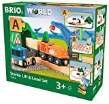 BRIO World - 33878 - CIRCUIT DE DEMARRAGE TRANSPORT DE FRET