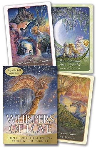 Whispers of Love Oracle: Oracle Cards for Attracting More...