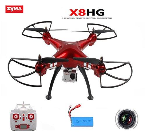 Drone Syma X8hg Camera Full Hd 8.0mp Hd Estabilizador Altitude
