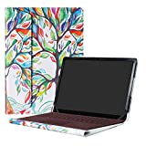 Alapmk Protective Case Cover For 13.5' Microsoft Surface Laptop & Surface Laptop 2 2018 & Surface Laptop 3 2019 (Not fit Surface Laptop 3 15 inch & Surface Book/Surface Pro),Love Tree