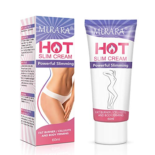 Hot Cream Cellulite Treatment, Belly Fat Burner for Women & Women,Anti-Cellulite Workout Sweat Cream for Waist,Abdomen,Thight and Buttocks,Weight Loss Firming Cream,2 Fl Oz 1