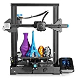 Creality Ender 3 V2 3D Printer Upgraded Version of Ender 3 Pro: 32-bit Silent Motherboard,...