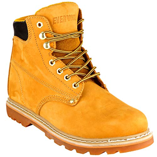 Ever Boots Tank Soft Toe Work Boots for Man