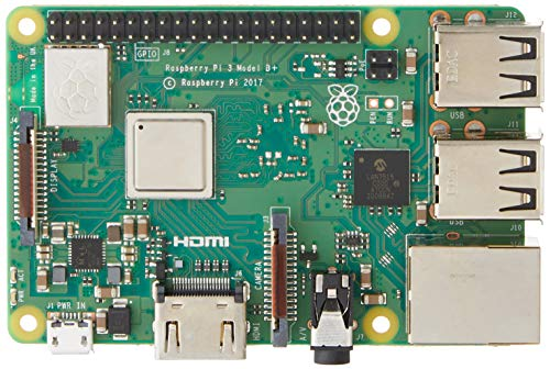 RASPBERRY PI 3 MODEL B+ - Placa de base