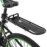 Lixada Vélo Porte Bagage Rétractable en Alliage D'aluminium...