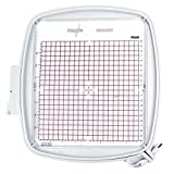 Embroidex Embroidery Hoop For Viking Designer Diamond, Designer Ruby and Designer Topaz 8' x 8' Quilters Hoop…