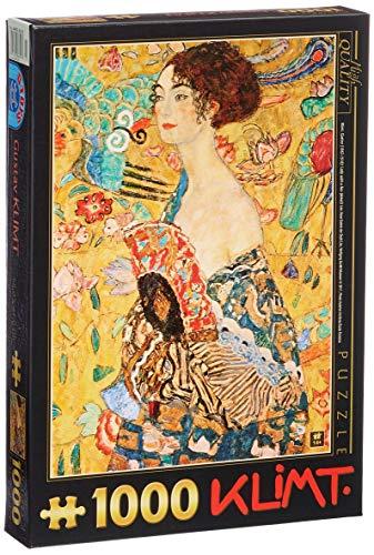 D-Toys 3 - Puzzle 1000 Gustav Klimt