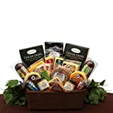 Meat and Cheese Lovers Gift Basket