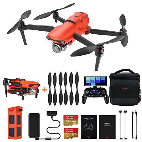 Autel Robotics EVO 2 Pro Drone Quadricottero Pieghevole con Apertura Regolabile Video 6K HDR per Risultati Professionali
