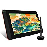 2021 HUION KAMVAS 12 Full Laminated Graphics Drawing Tablet with Screen Android Support Battery-Free Stylus Tilt 8 Press Keys