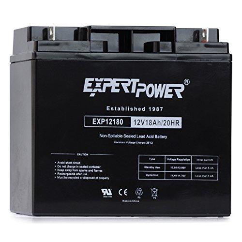 ExpertPower EXP12180 12V18AH Lead_Acid_Battery