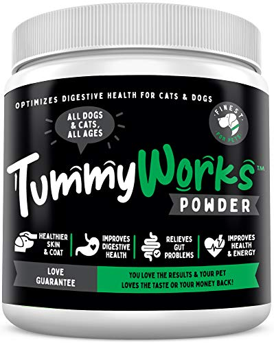 TummyWorks Probiotic Powder for Dogs & Cats....