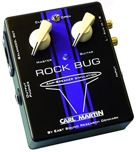 Carl Martin CM-RB Rock Bug Pedal