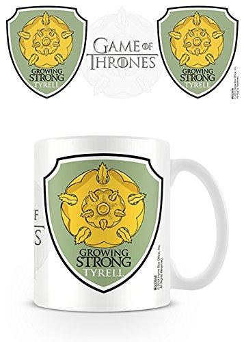 Game Of Thrones De Juego De Tronos Tyrell Taza de cerámica