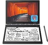 2019 Newest Lenovo Yoga Book C930 10.8' Dual-Display QHD 2560 x 1600 IPS & FHD 1920 x 1080 E Ink...