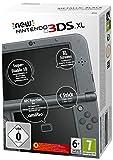 Modèle: New Nintendo 3DS XL Contact du support de Nintendo : 01 34 35 46 01 Tout le confort d'une console de salon dans une console portable Chargeur non inclus dans ce pack Jeux: 3DS et 3DS XL
