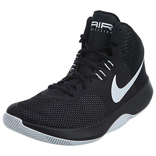 Nike 898455-001 : Men's Air Precision Black/White/Cool Grey Basketball...