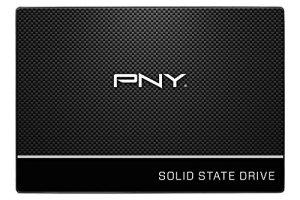"""PNY CS900 120GB 2.5"""" SATA III Internal Solid State Drive (SSD) - (SSD7CS900-120-RB)"""