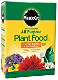 Miracle-Gro 1001193 3001192 Water Soluble All Purpose Plant Food, 10 lb, Green