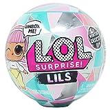 LOL Surprise Lils Winter Disco Série Poupée, 5 Surprises, One Random