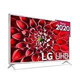 LG 49UN7390 - Smart TV 4K UHD 123 cm (49') con Inteligencia Artificial, Procesador Inteligente Quad Core, HDR 10 Pro, HLG, Sonido Ultra Surround, Compatible con Alexa