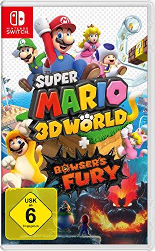 Super Mario 3D World + Bowser's Fury. Für Nintendo Switch