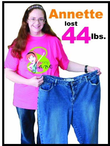 Skinny Jane - 28 Day Weight Loss Challenge - Lose Weight and Slim Your Body - You Can Lose 20 Pounds in Just 28 Days - Everything You Need to Slim Down Fast and Lose Belly Fat (Vanilla, XL) 7