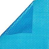 In The Swim 18 x 36 Foot Rectangle Premium Pool Solar Blanket Cover 12 Mil