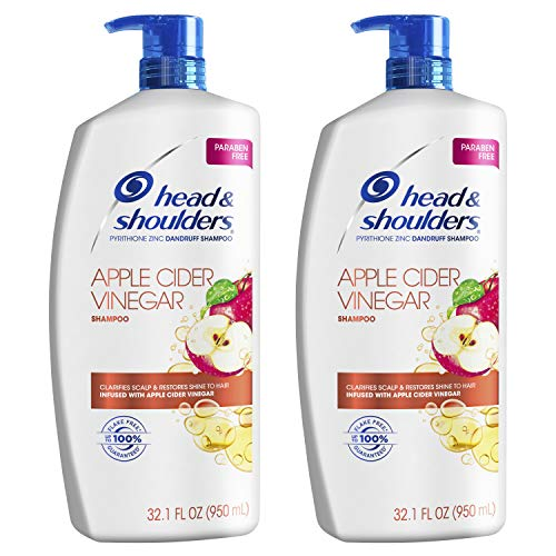Head & Shoulders Dandruff Shampoo To Clarify Scalp...