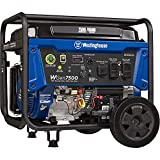 Westinghouse WGen7500 Portable Generator with...