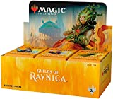 Magic: The Gathering Guilds of Ravnica Booster Box (36 Paquetes de Refuerzo)