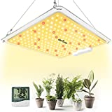 Gerylove SP-1000W LED Grow Light with 234pcs LEDs 3x3 Ft Coverage Dimmable Full Spectrum LED Grow Lamp for Indoor Plants Seeding Veg & Bloom