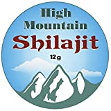 Amazing High Mountain Shilajit (1-2 Month Supply) of Genuine...
