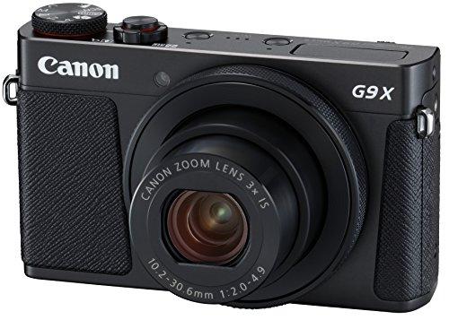 Canon キヤノン コンパクトデジタルカメラ PowerShot G9XMarkII ブラック 1.0型センサー PSG9X MARKII(BK)